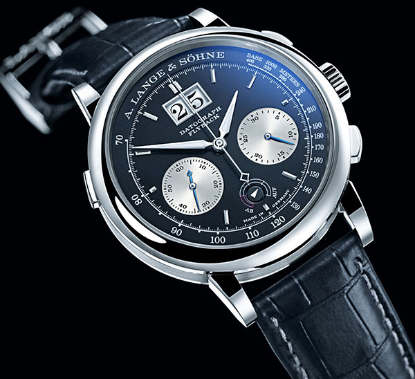 Обзор часов A. Lange & Sohne Datograph Up/Down