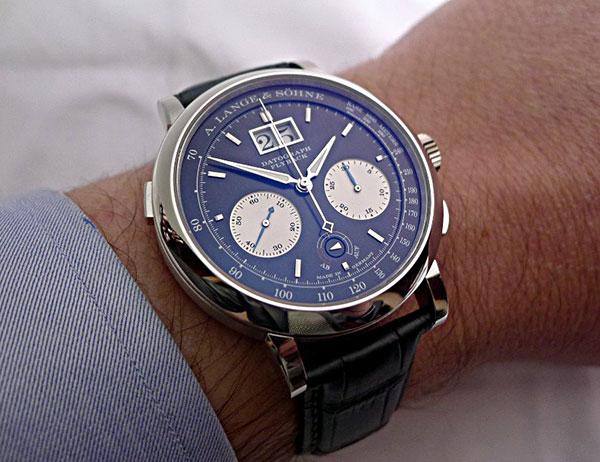 Обзор брендовых часов A. Lange & Sohne Datograph Up/Down