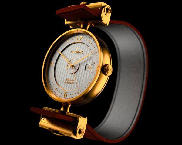 Брендовые часы Cacheux Elephant Automatic