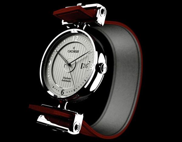 Часы Cacheux Elephant Automatic