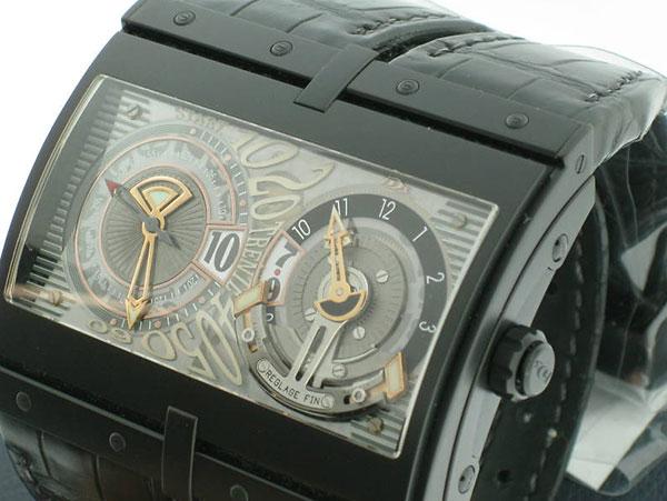 Обзор часов HD3 Hidalgo XT-2