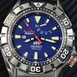 Обзор часов Orient M-Force SEL03001D Diver