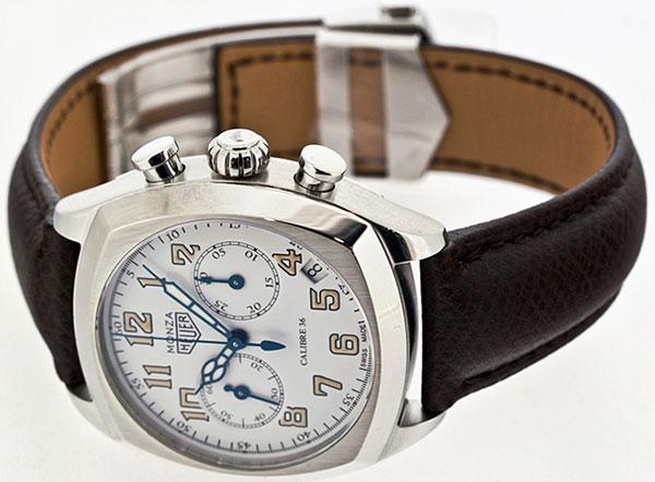 Обзор часов Tag Heuer Monza Automatic Chronograph Calibre 36