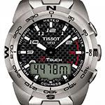 Обзор часов Tissot T-Touch Expert Stainless Steel и Titanium