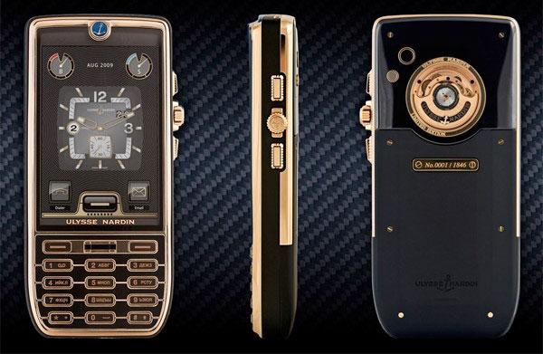 телефоны самые дорогие, телефоны элитные, золотые телефоны