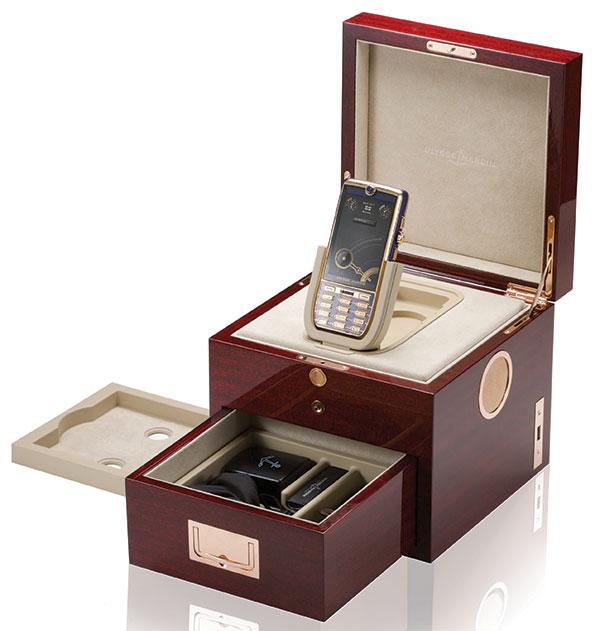 телефоны ulysse nardin, самые дорогие телефоны мира, уникальные телефоны, ulysse nardin телефон цена