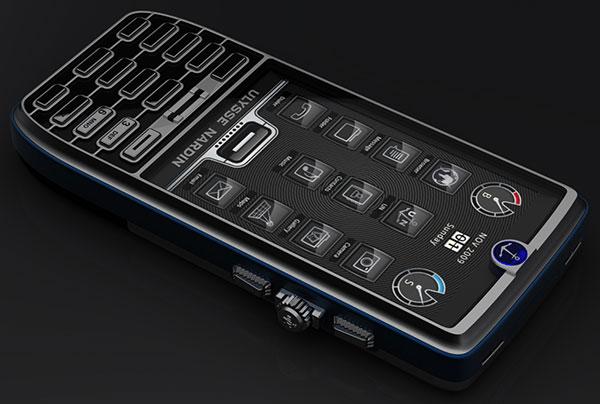 Обзор телефона Ulysse Nardin Chairman Luxury Hybrid SmartPhone