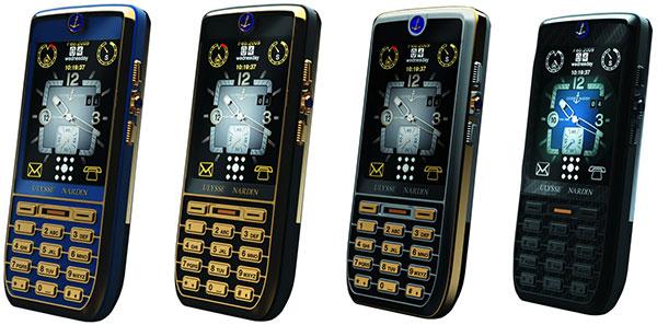 Обзор телефона Ulysse Nardin Chairman Luxury Hybrid Smart Phone