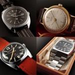 Как выбрать винтажные часы?