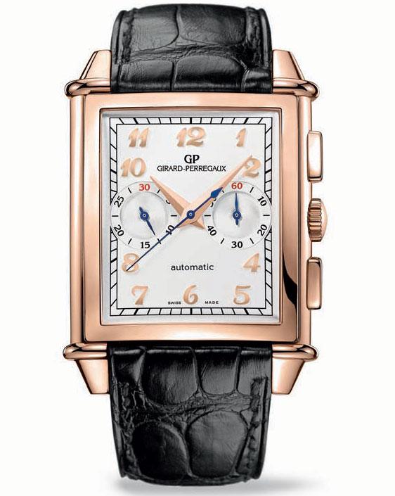 Обзор часов Girard-Perregaux Vintage 1945 XXL Chronograph
