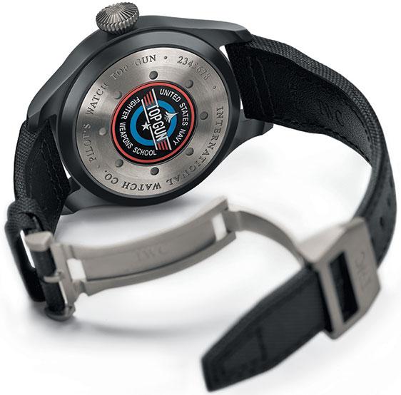 часы мужские iwc, iwc top gun, оригинальные часы iwc
