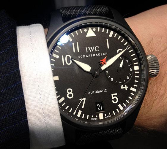 iwc big pilot, часы iwc оригинал, часы мужские iwc
