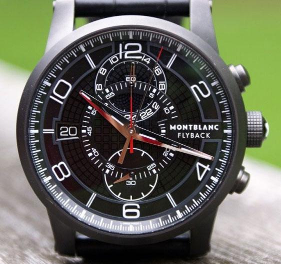 Обзор часов Montblanc TimeWalker TwinFly Chronograph