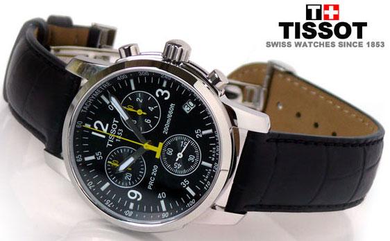 Обзор часов Tissot T-Sport PRC200 | WatchesTalk.ru - Блог о часах