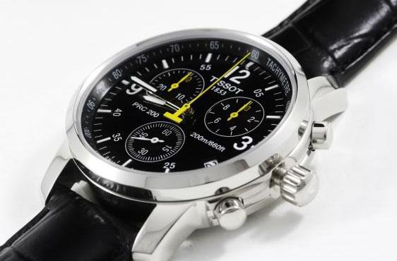 Обзор часов Tissot T-Sport PRC200 T17.1.526.52