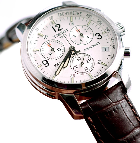 Обзор часов Tissot T-Sport PRC200