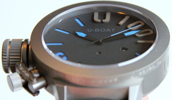 Обзор часов U-Boat U 1001