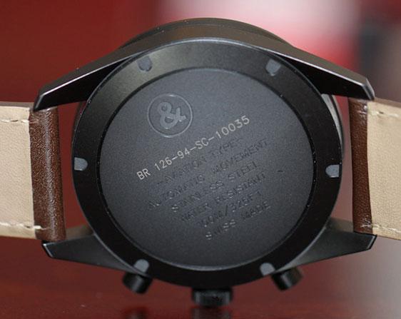 Обзор оригинальных часов Bell & Ross Vintage BR 126 Original Chronograph