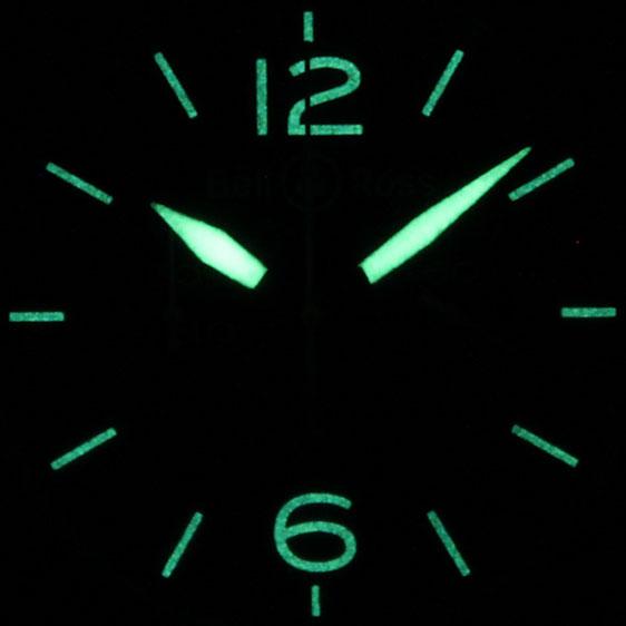 Обзор часов Bell & Ross Vintage BR 126 Original Chronograph