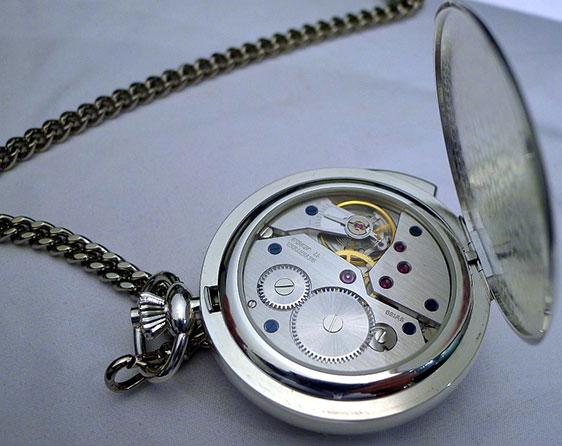 Обзор часов Bell & Ross Vintage BR PW1 (карманные часы на цепочке)