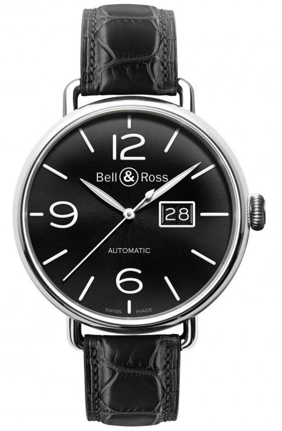 Bell & Ross Vintage BR WW1-96 Big Date (с большой датой)