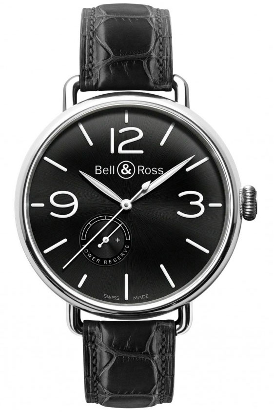 Bell & Ross Vintage BR WW1-97 Power Reserve (с индикатором запаса хода)