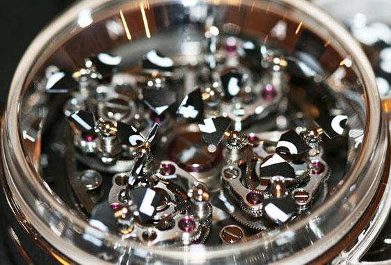купить часы harry winston