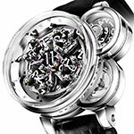 Обзор часов Harry Winston Opus Eleven
