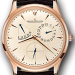 Обзор часов Jaeger-LeCoultre Master Ultra Thin Reserve de Marche