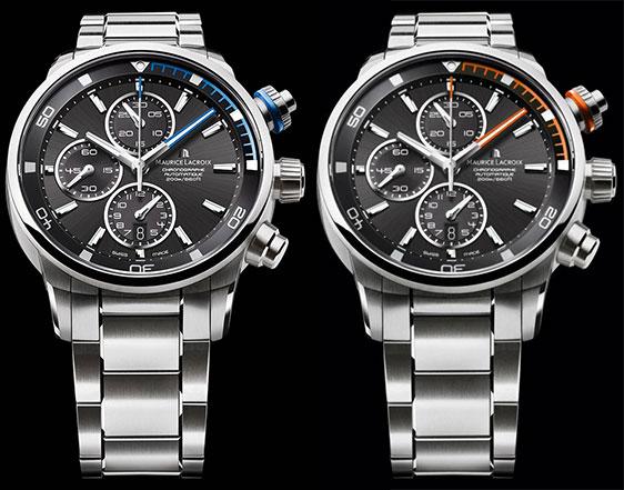 maurice lacroix ремешок, швейцарские часы maurice lacroix