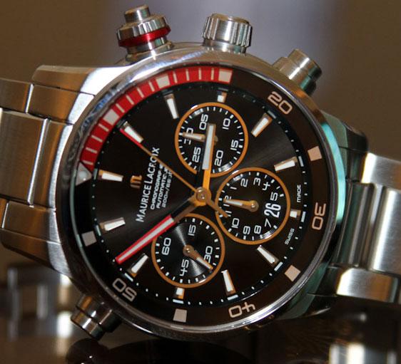 купить часы maurice lacroix, ремешок для часов maurice lacroix