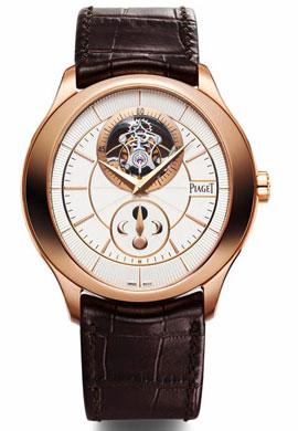 Обзор часов Piaget Gouverneur Tourbillon Ref. G0A37114