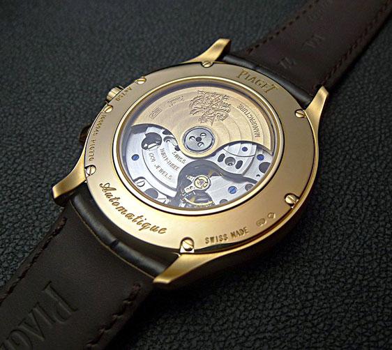 Обзор часов Piaget Gouverneur Chronograph