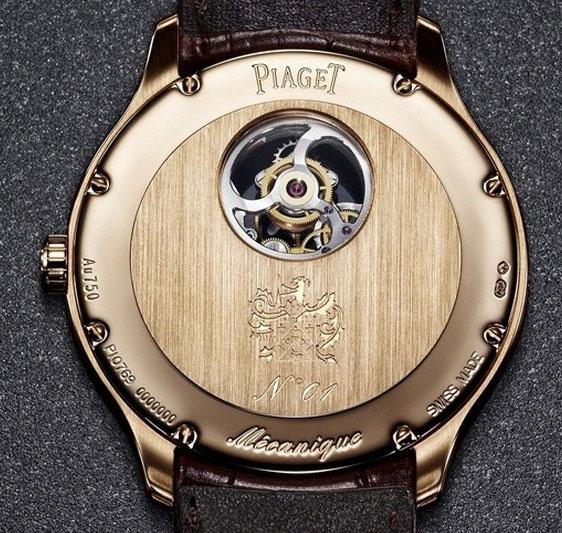 Обзор часов Piaget Gouverneur Tourbillon