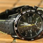 Обзор часов Seiko Sportura Alarm Chronograph