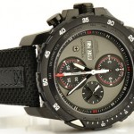 Обзор часов Victorinox Swiss Army Alpnach Black Ice Chronograph