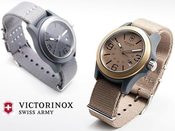 Обзор часов Victorinox Swiss Army Original 2011