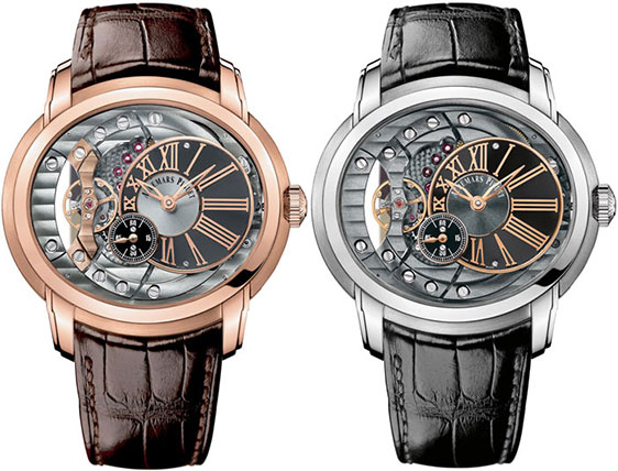 Обзор наручных часов Audemars Piguet Millenary 4101