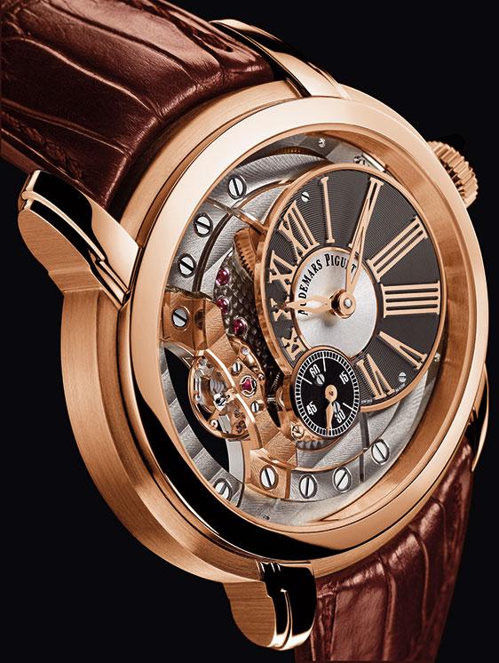Обзор мужских часов Audemars Piguet Millenary 4101