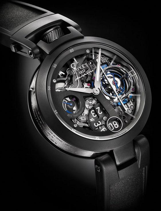 Обзор мужских часов Bovet Pininfarina Tourbillon Ottana