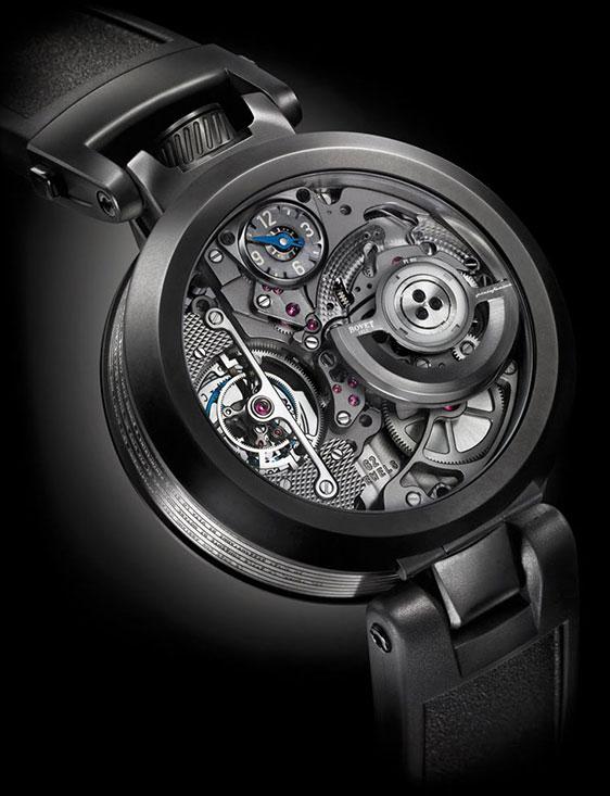 Обзор швейцарских часов Bovet Pininfarina Tourbillon Ottana
