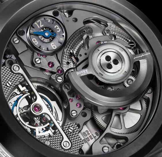Обзор часов Bovet Pininfarina Tourbillon Ottana
