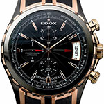 Обзор часов Edox Grand Ocean Automatic Chronograph