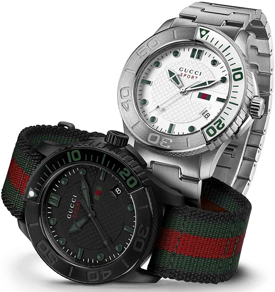 Обзор часов Gucci G-Timeless Sport
