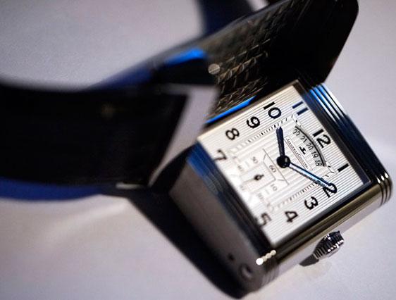 Обзор стальных часов Jaeger-LeCoultre Grande Reverso Duoface
