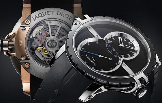Обзор часов Jaquet Droz Grande Seconde SW