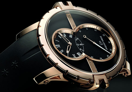 Обзор мужских часов Jaquet Droz Grande Seconde SW