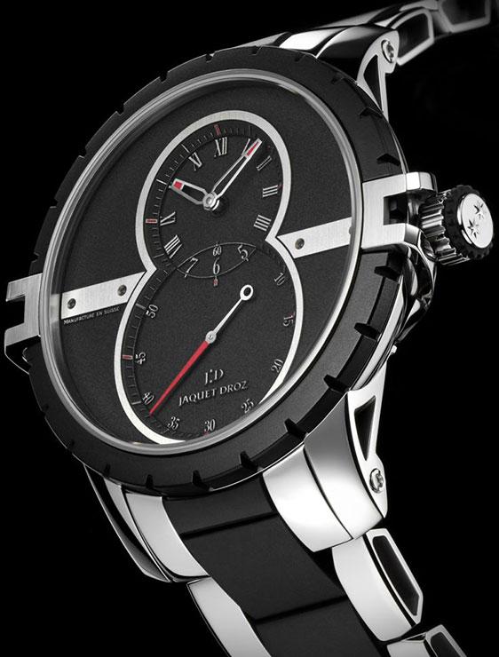 Обзор наручных часов Jaquet Droz Grande Seconde SW