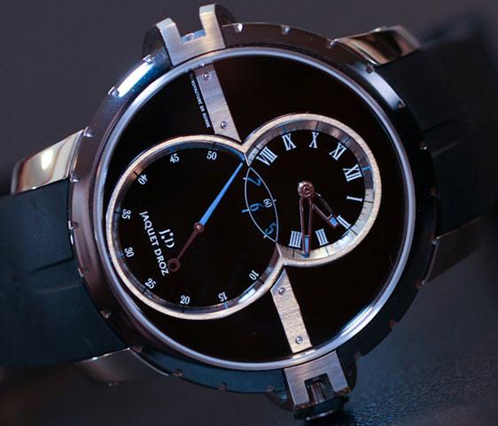 Обзор швейцарских часов Jaquet Droz Grande Seconde SW