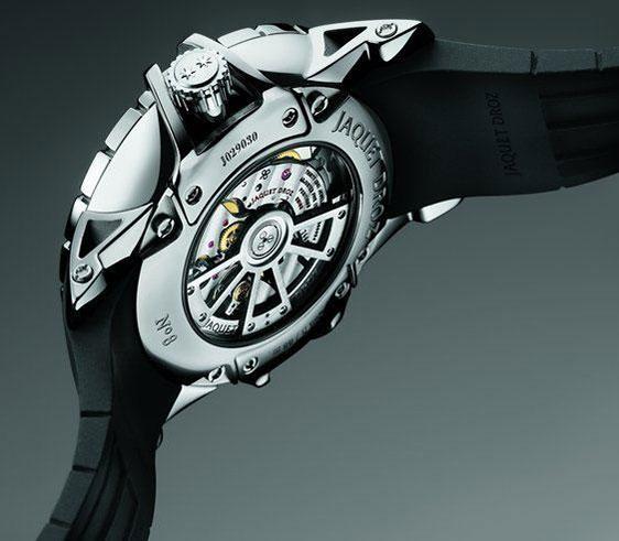Обзор механических часов Jaquet Droz Grande Seconde SW